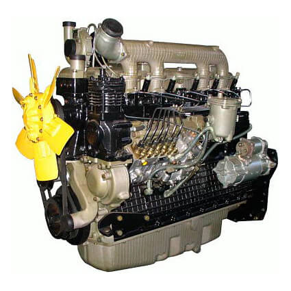 Дизельные двигатели Д-260.2S2-64, Д-260.2S2-89, Д-260.2S2-100, Д-260.2S2-101